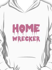 Marina and The Diamonds - Homewrecker (Pink) T-Shirt