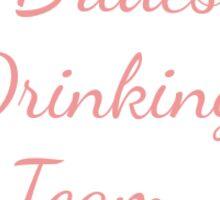 Bachelorette Party Sticker Sticker