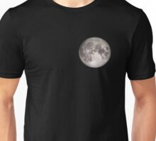 Moon small (see also: BIG) Unisex T-Shirt