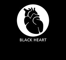 Black heart by venitakidwai1