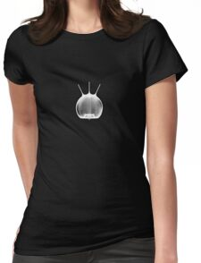 Space Hat Womens Fitted T-Shirt