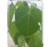 Green Nature iPad Case/Skin