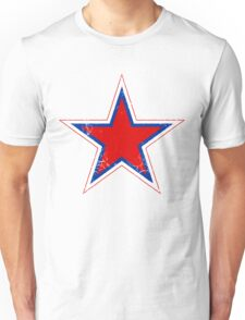 Military Roundels - Russian Air Force Unisex T-Shirt
