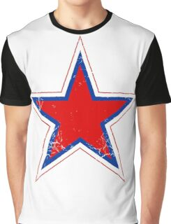 Military Roundels - Russian Air Force Graphic T-Shirt