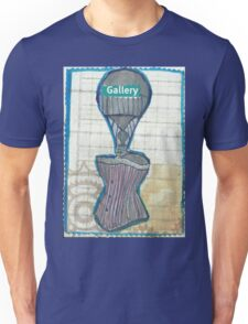 Presenting The Dirigible Corset! Unisex T-Shirt