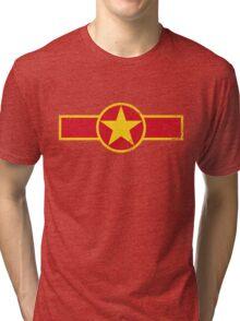 Military Roundels - Vientam Airforce Tri-blend T-Shirt