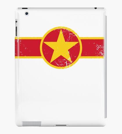 Military Roundels - Vientam Airforce iPad Case/Skin
