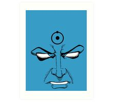 Doc Manhattan - Watchmen Art Print