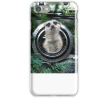 If you go down to the woods today.... iPhone Case/Skin