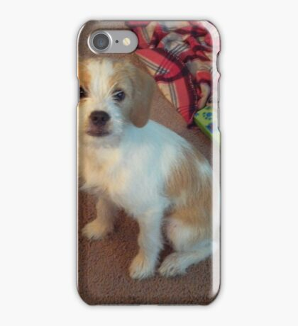 Muffie iPhone Case/Skin