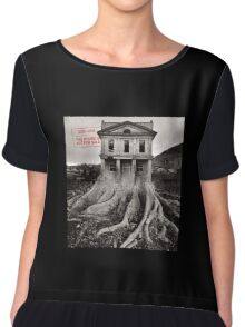 This House is Not for Sale by Bon Jovi Chiffon Top