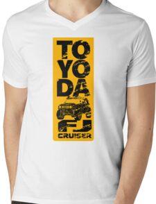 TOYODA FJ CRUISER  Mens V-Neck T-Shirt