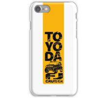 TOYODA FJ CRUISER  iPhone Case/Skin