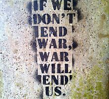 End War by Louise Parton
