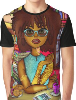Unapologetically Black  Graphic T-Shirt