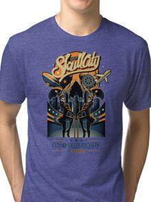 Skullcity Tri-blend T-Shirt
