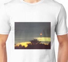 wierd sunset Unisex T-Shirt