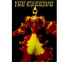 The Warrior Photographic Print