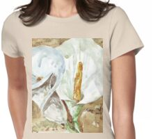 The simple Beauty Womens Fitted T-Shirt