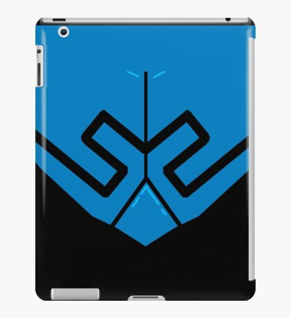 Blue Beetle Armor iPad Case/Skin