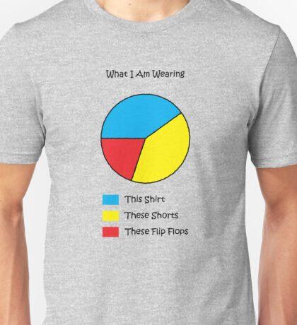 What I Am Wearing Unisex T-Shirt