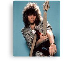 Jon Bon Jovi Once Upon A Time Canvas Print