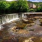 Settle Weir by Tom Gomez