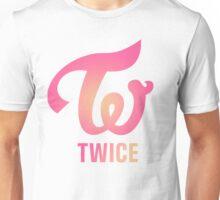 TWICE Apricot Neon Magenta Logo Unisex T-Shirt