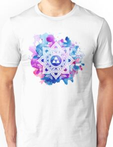 The Legend of a Zelda Mandala Unisex T-Shirt