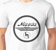 Mazda From 1936-1959 Unisex T-Shirt