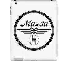 Mazda From 1936-1959 iPad Case/Skin