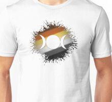 Bear Pride Triple Goddess Moon Unisex T-Shirt