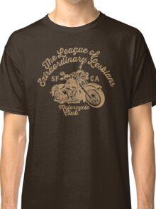 LXL - Motorcycle Club Classic T-Shirt
