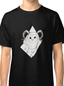 Great Horned Barn Owl Classic T-Shirt