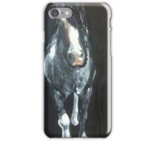 Crazy entire Clydesdale  7 iPhone Case/Skin