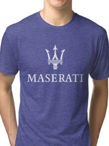 maserati levante Tri-blend T-Shirt
