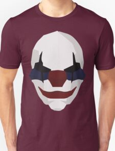 Chains -  Payday Retro Mask Unisex T-Shirt