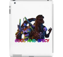 cool and spicy iPad Case/Skin