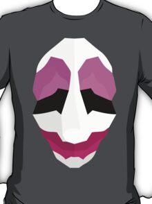 Jim Hoxworth - Payday Retro Mask T-Shirt