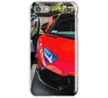 Lamborghini Aventador 50th Anniversario iPhone Case/Skin