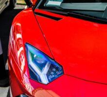 Lamborghini Aventador 50th Anniversario Sticker