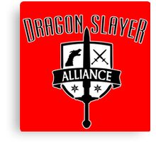Dragon Slayer Alliance Canvas Print