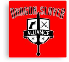 Dragon Slayer Alliance Canvas Print
