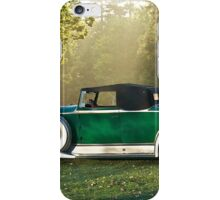 1933 Packard 1006 Convertible 1 iPhone Case/Skin