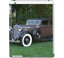 1933 Lincoln Sedan iPad Case/Skin