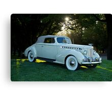 1930's Packard Convertible Coupe Canvas Print