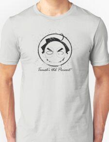 Tomoki the Pervert Black T-Shirt