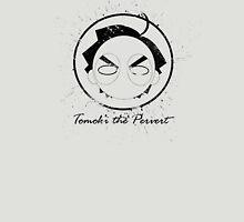 Tomoki the Pervert Black Unisex T-Shirt
