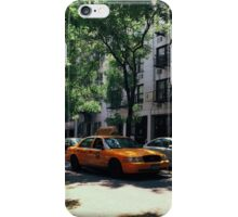 Summer cab iPhone Case/Skin