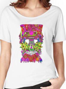 flatbush zombies artwork 2016 Women's Relaxed Fit T-Shirt